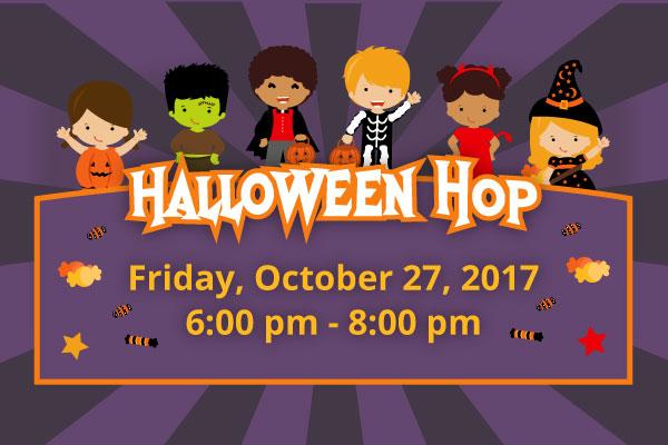 Halloween Hop 2017