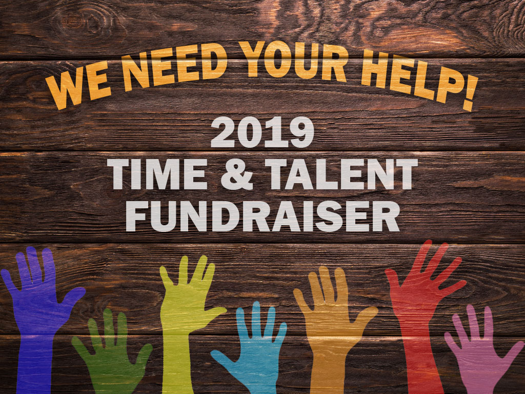 33rd Annual Time & Talent Drawing